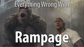 Video Everything Wrong With Rampage In 16 Minutes Or Less MP3, 3GP, MP4, WEBM, AVI, FLV September 2018