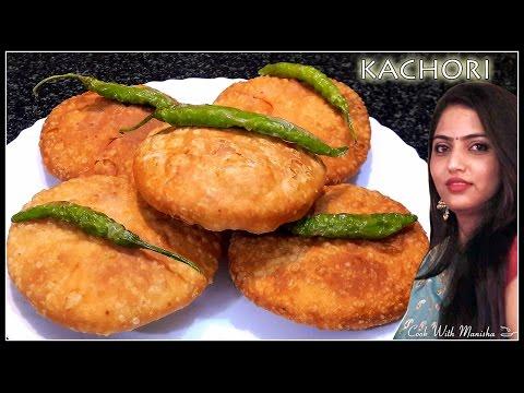 Video Khasta Kachori Recipe Namkeen Moong Dal Khasta Kachori  Crispy Moong Dal Kachori recipe by manisha download in MP3, 3GP, MP4, WEBM, AVI, FLV January 2017