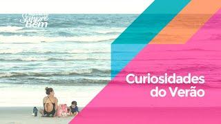 Curiosidades Do Verão: Como Manter A Saúde Da Pele