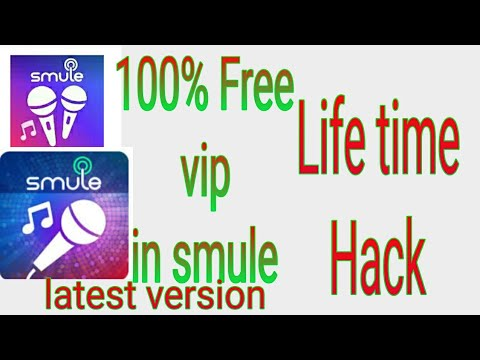 Smule 100% free vip. You can Professional singer.