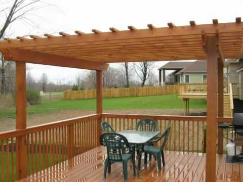 Decks & Effects Outdoor Projects