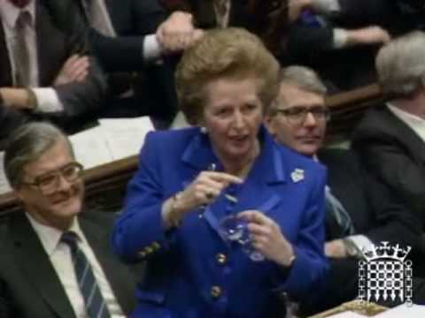 Long Live the Iron Lady! Margaret Thatcher Dies