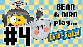 Bear and Bird play Chibi-Robo! #4 - A Cleansed Soul