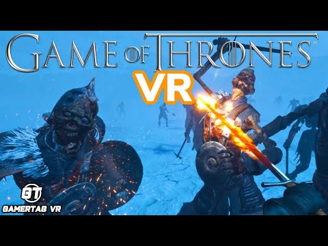 Game Of Thrones: Beyond The Wall VR Experience | Oculus Rift
