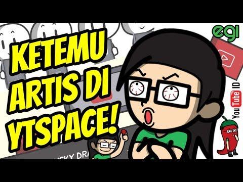 Download Video Ketemu Artis di Youtube Space Jakarta! (MiawAug, SkinnyIndonesian24, Gitasav dll)