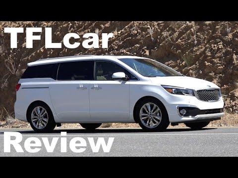 2015 KIA Sedona MPV First Drive Review: Don't Dare call it a Minivan
