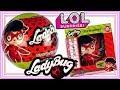 Ladybug Surprise • Laleczki z bajki Biedronka i Czarny Kot !!!