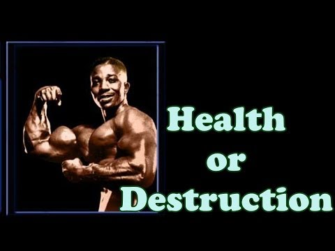 Health or Destruction – Bodybuilding Tips To Get Big