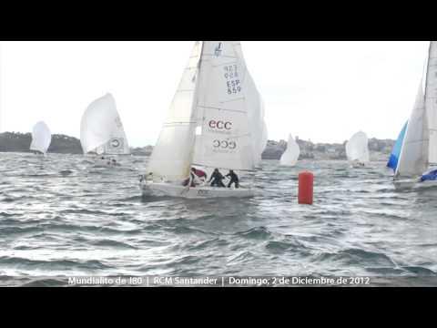 RCMSantander- Mundialito de J80 2012 Domingo
