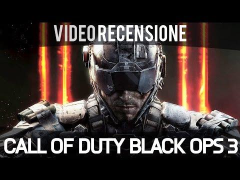 Call of Duty Black Ops III - Recensione ITA - Gameplay HD