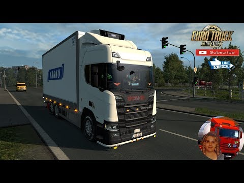 Rigid Chassis Addon for Eugene's Scania NG by Kast v1.0