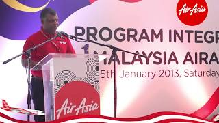 Video AirAsia kicks-off 2013 with 1Malaysia aircraft livery! MP3, 3GP, MP4, WEBM, AVI, FLV Juli 2018