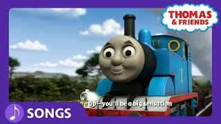 Video Determination Song | Steam Team Sing Alongs | Thomas & Friends MP3, 3GP, MP4, WEBM, AVI, FLV Oktober 2017