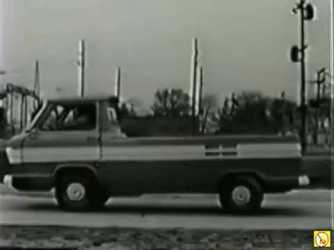0 Chevrolet Corvair 1960, unsafe at any speed