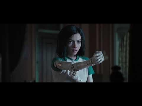 Alita: Battle Angel | Filmklipp | Mirror Punch