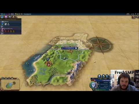 Night School Season 1: Civilization 6
