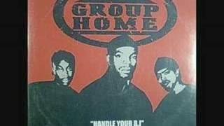Group Home Feat. Agallah & Bleedz - Handle Your B.I.