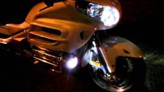 10. Honda Goldwing - engine whine or alternator noise