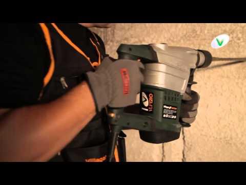 busilica za zemlju - Elektropneumatska bušilica-štemarica čekić SDS-MAX VLP 1210 VILLAGER Bušilica je namenjena za udarno bušenje u beton, cigle i kamen. Ona je takođe pogodna za...