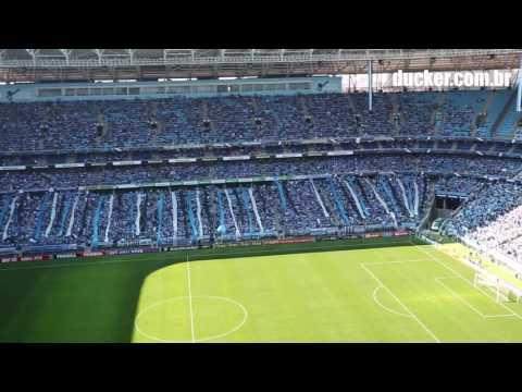 Grêmio 3 x 0 Corínthians - Brasileirão 2016 - Meu único amor - Geral do Grêmio - Grêmio