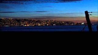 Anochecer  Viña del Mar