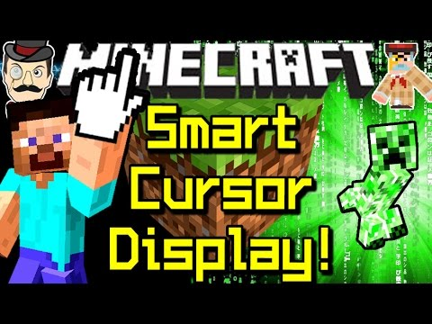 Display - MINECRAFT JUST GOT SMART! Take a look at this clever on- screen display which will make your Minecraft life a lot easier! Plus, a special bonus! The Chaps investigate! Minecraft CUSTOM 3D...