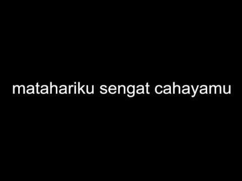 Tony Q Rastafara - Matahariku ( Lirik )