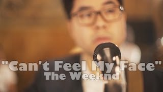 The Weeknd - Can't Feel My Face (Cover by Billy Simpson)