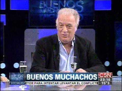 C5N - BUENOS MUCHACHOS: PROGRAMA 3 - 04/05/13 (PARTE 2)