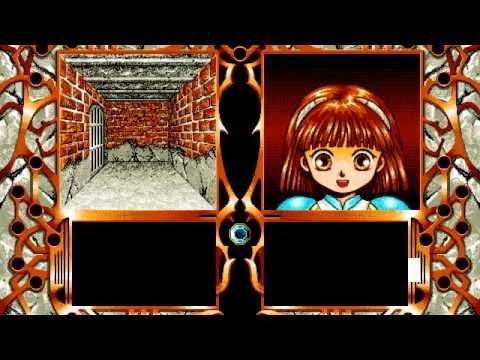 Madou Monogatari Gameplay (PC98)