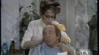 Tim Conway and Carol Burnett