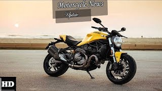 6. Hot News !!!  2018 Ducati Monster 797 Exclusive Spec & Price
