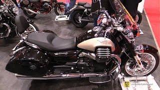 1. 2017 Moto Guzzi California Touring - Walkaround - 2017 Toronto Motorcycle Show