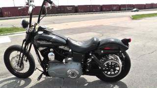 8. 320176   2009 Harley Davidson Street Bob FXDB