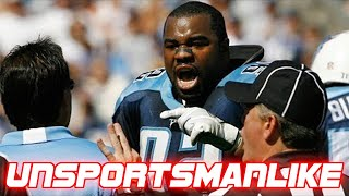 Video NFL Most Unsportsmanlike Moments MP3, 3GP, MP4, WEBM, AVI, FLV Februari 2019