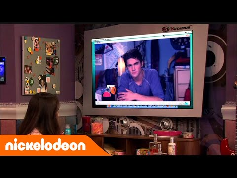 iCarly   Le chat   Nickelodeon France