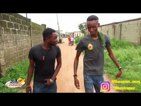 Ghetto Men (Real House Of Comedy) (Nigerian Comedy)