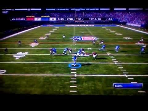 Madden NFL 12 Online Ranked Match- Paris Lenon (Fumble Recovery TD)