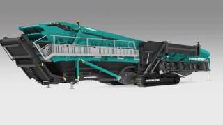 Video Powerscreen Chieftain 2200 3 deck setup animation MP3, 3GP, MP4, WEBM, AVI, FLV Desember 2018