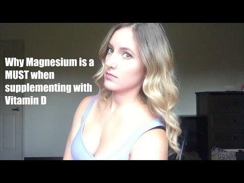 Magnesium Deficiency - My Symptoms (видео)