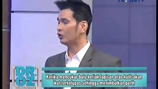 Download Video Dr OZ Indonesia, Efek Mencukur Bulu Ketiak 31 Oktober 2014 MP3 3GP MP4