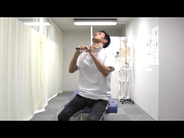 【セルフケア動画】首の痛みからくる頭痛 僧帽筋・後頭下筋