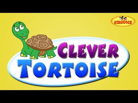 The Clever Tortoise and Foolish Fox Story | English Short Stories For Children