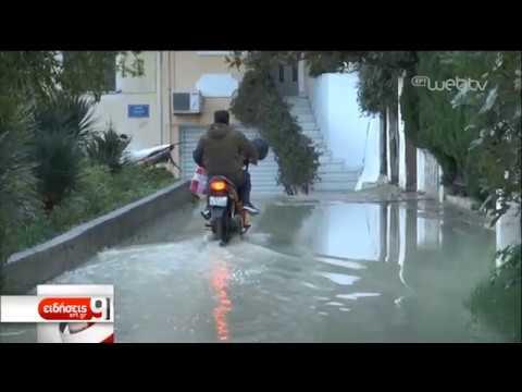 Σε κλοιό κακοκαιρίας η χώρα – Ζημιές σε Μεσσηνία, Ζάκυνθο, Κέρκυρα | 20/11/2019 | ΕΡΤ