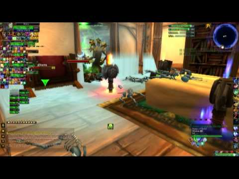 (HD) Suite Raid Hurlevent (1/2) ( WoW)