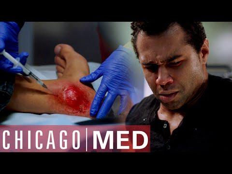 Strange Infection That Lives In Hospitals? | Chicago Med