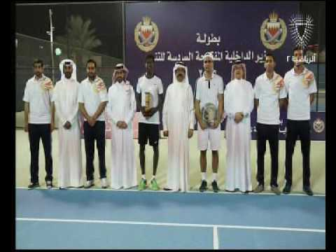 Eighth TV episode of 6th HE Interior Minister Open Tennis Championship 2016 (22-6-2016)