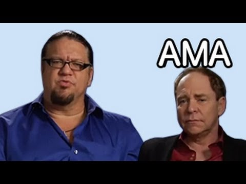 reddit - Penn & Teller answer the top questions from reddit.com. http://www.reddit.com/r/IAmA/comments/ksydb/ask_penn_teller_anything_video_iama. Subscribe to the red...