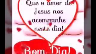 Mensagem de amor - Amor de Jesus - Linda Mensagem para o seu dia!