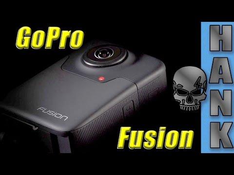 GoPro Fusion 5K 360 Video